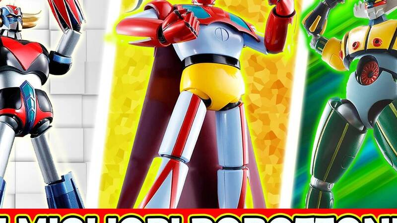 The unmissable Robottoni for every collector