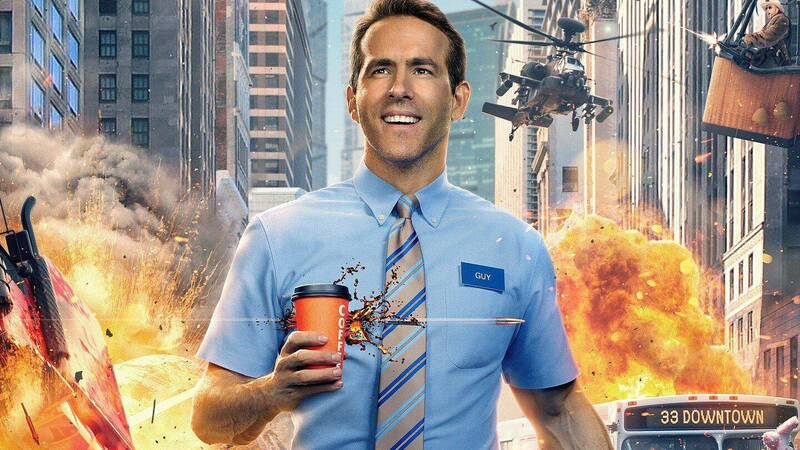 Free Guy - Hero for fun: Ryan Reynolds confirms the sequel
