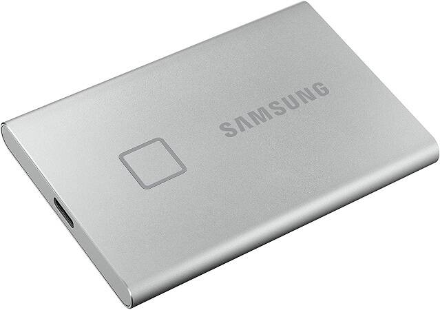 Samsung Memorie T7 Touch MU-PC1T0S