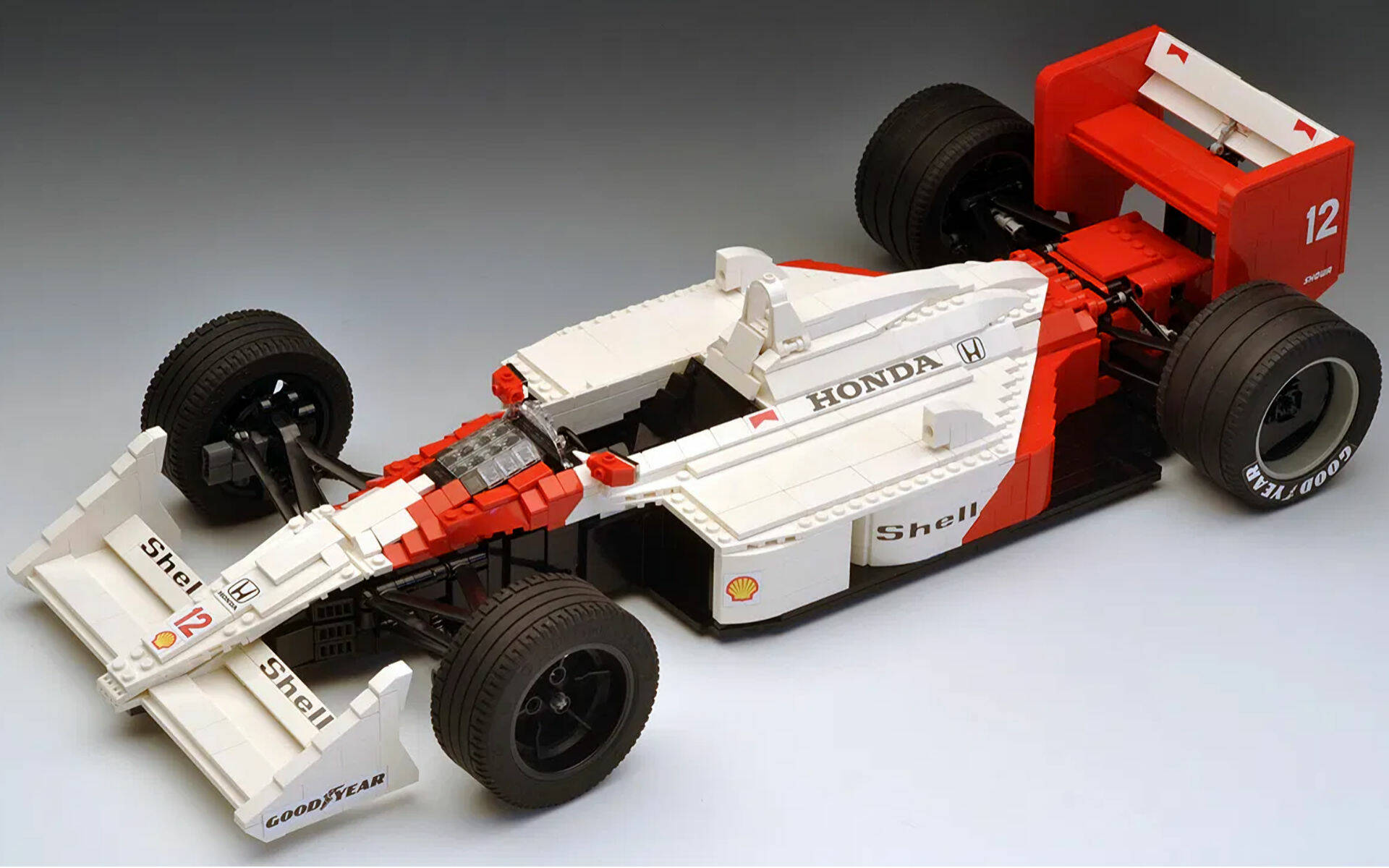 SCASSONCINI DI ROSCOPC - MCLAREN MP4/4