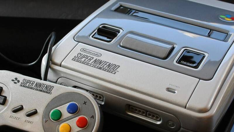 SNES turns 30 today