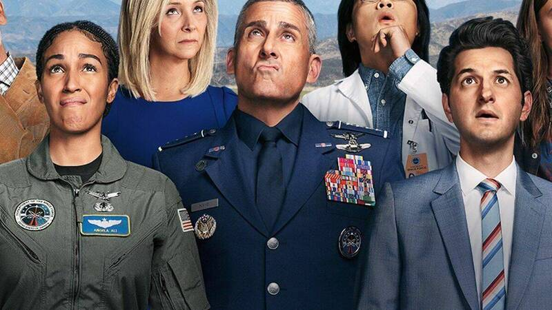 Space Force: second season confirmed