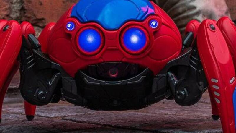 Spider-Bot available before the Avengers Campus opens