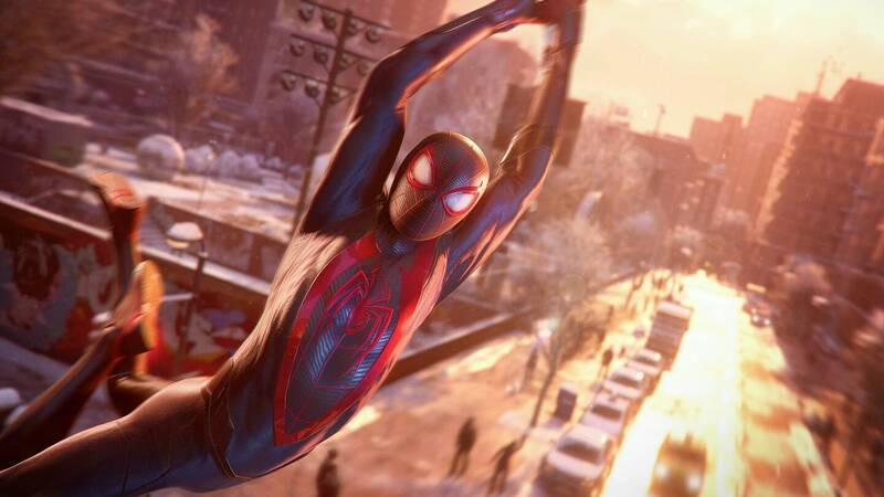Spider-Man Miles Morales is playable with Ray Tracing at 60FPS on PS5
