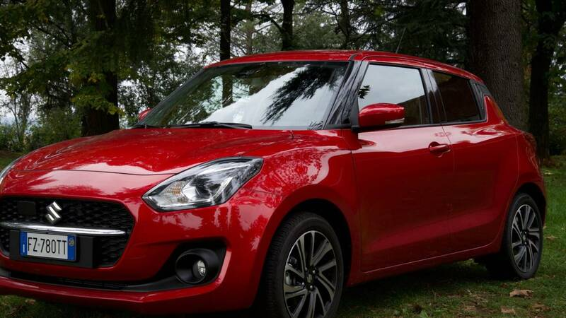 Test, Suzuki Swift: new 1.2-liter micro hybrid engine, fun and consumes little