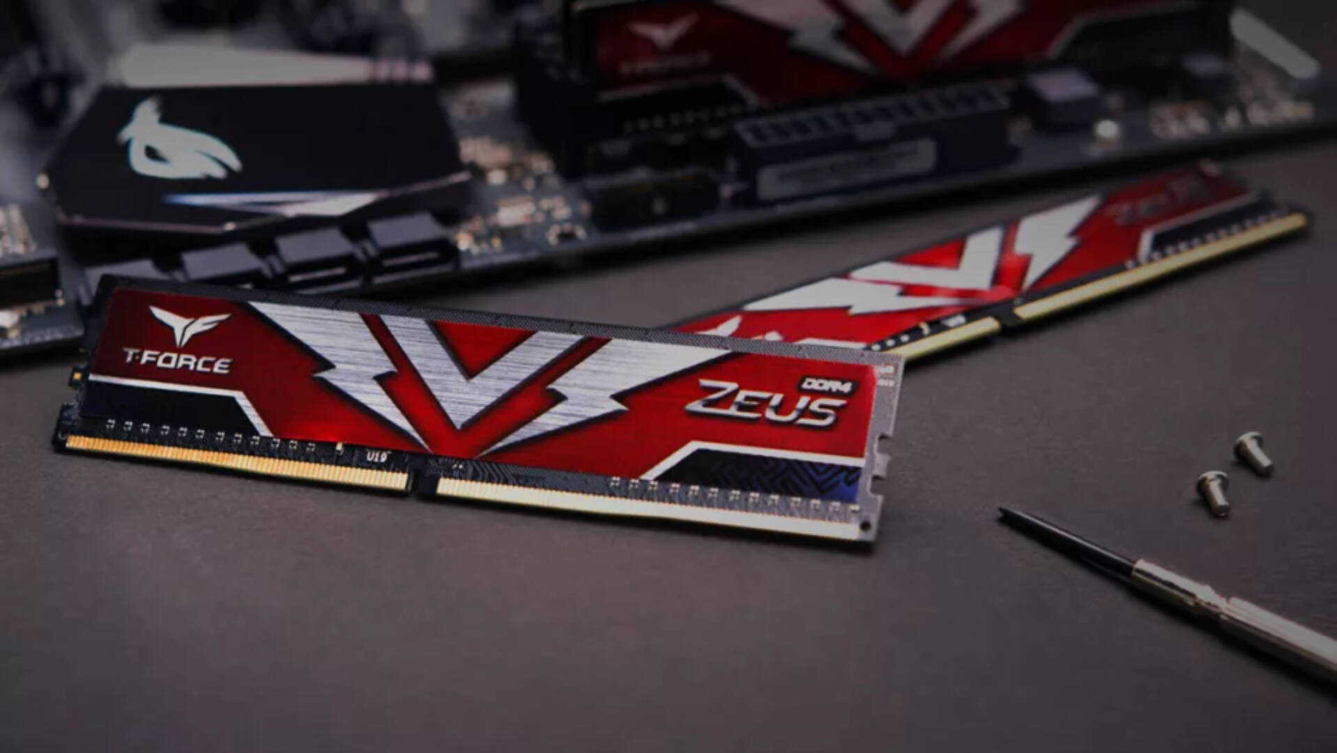TeamGroup Zeus DDR4