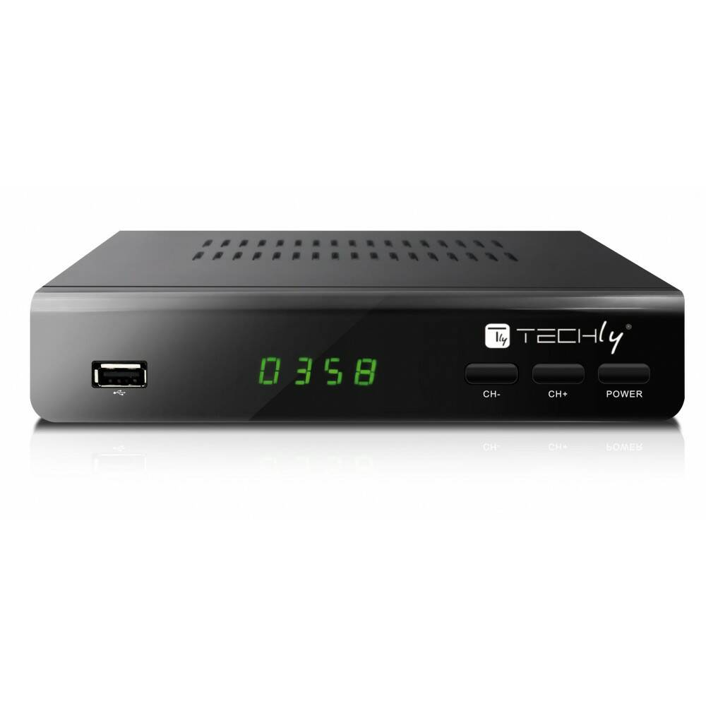 Techly IDATA TV-DT2MB