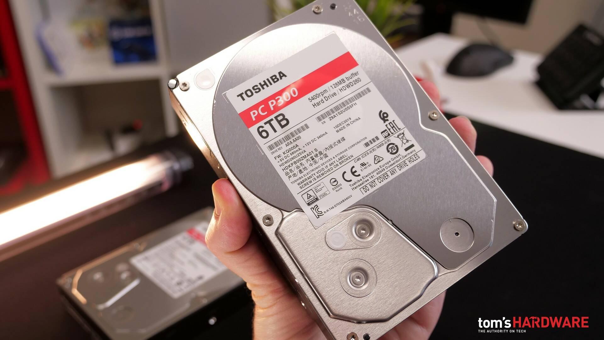 Toshiba PC P300 Hard Disk