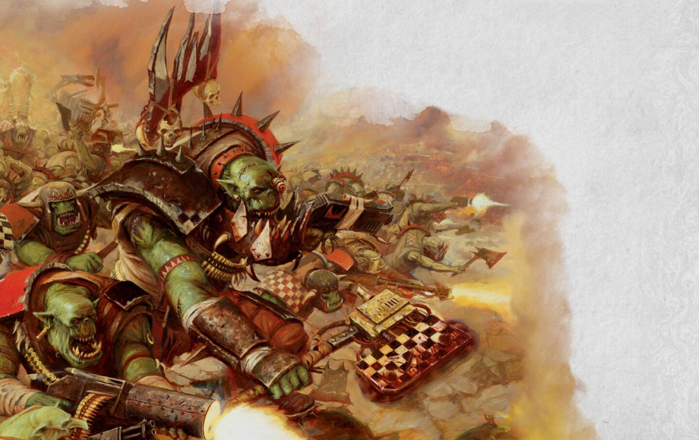 Warhammer 40,000 Roleplay: Wrath & Glory