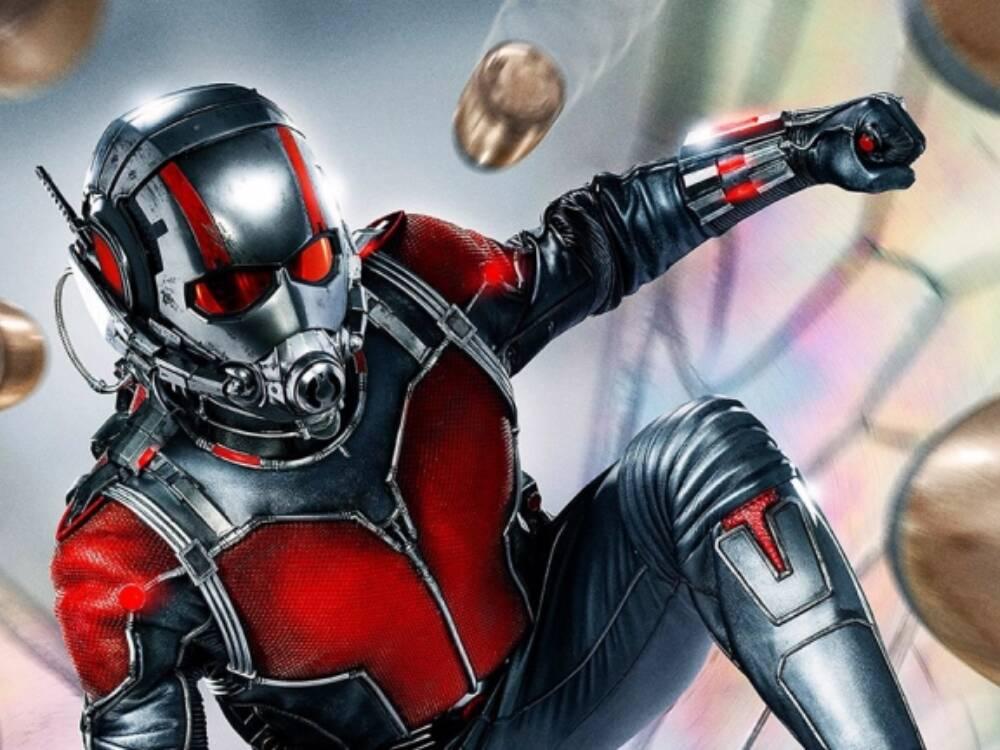 Ant-Man e The Wasp: Quantumania