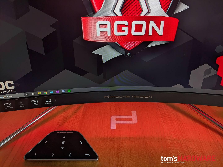 Aoc Agon PD27 Proiettore + OSD Controller