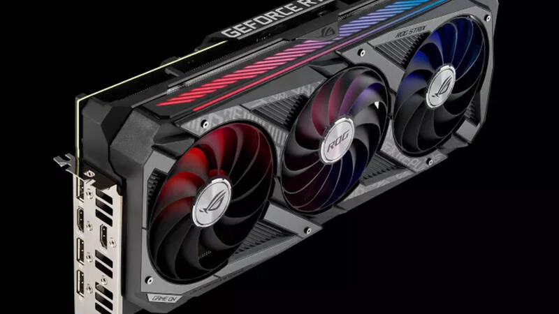 Asus, spotted new GeForce RTX 3060 and RTX 3080 Ti models