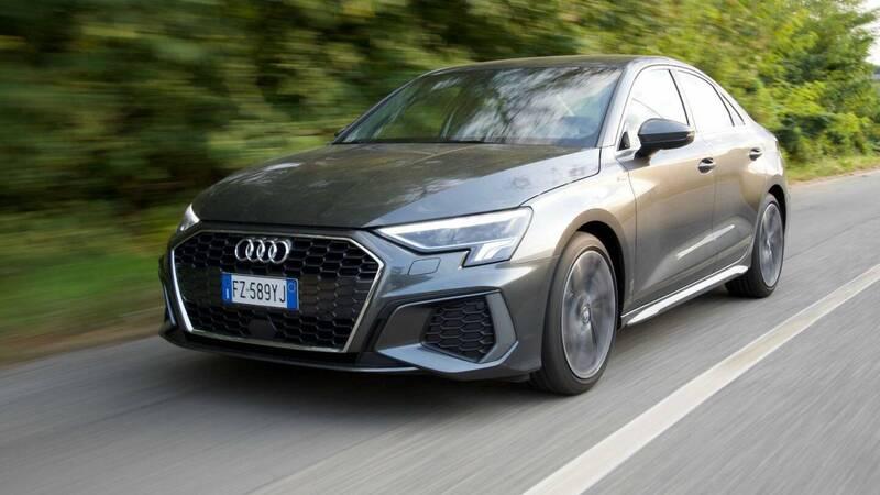 Audi A3 Sedan 35 TFSI: our review