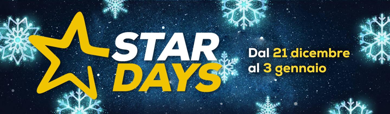 banner star days
