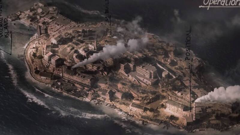 Call of Duty Warzone: Verdansk is the victim of a fan-made bombing raid