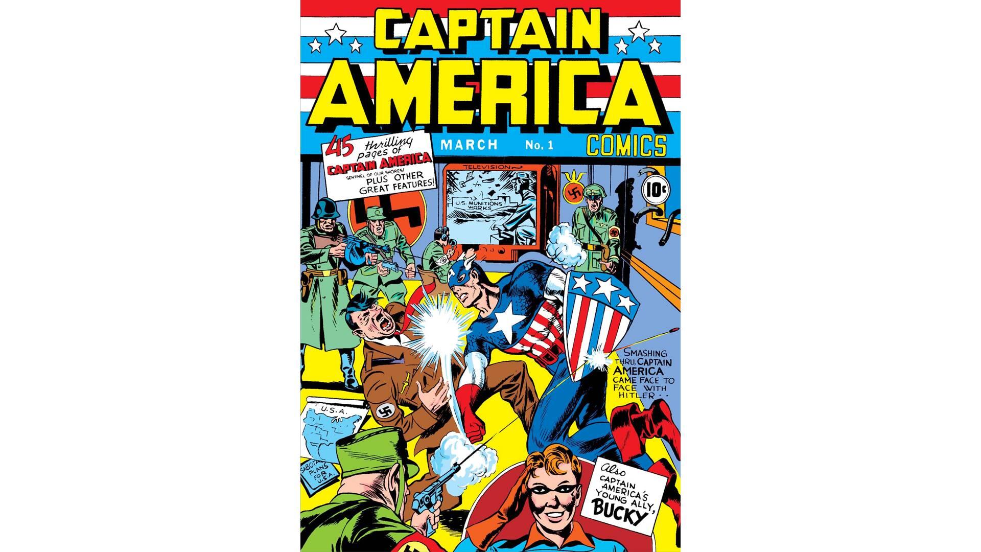 captain america 1