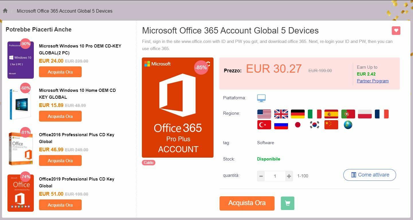 CDKoffers Office 365