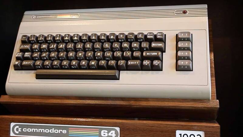 Are you missing video cards to mine? Use a Commodore 64