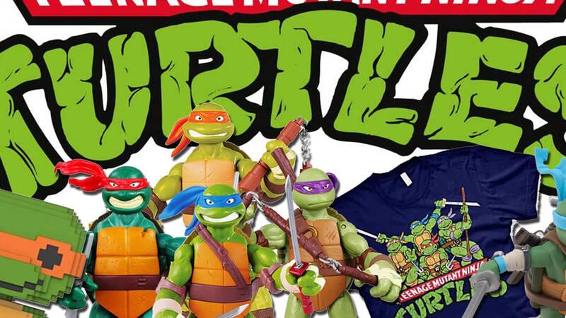 Cowabunga! Here are the Ninja Turtles gadgets