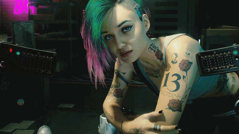 Cyberpunk 2077 and PS5, absent settings on graphics and performance