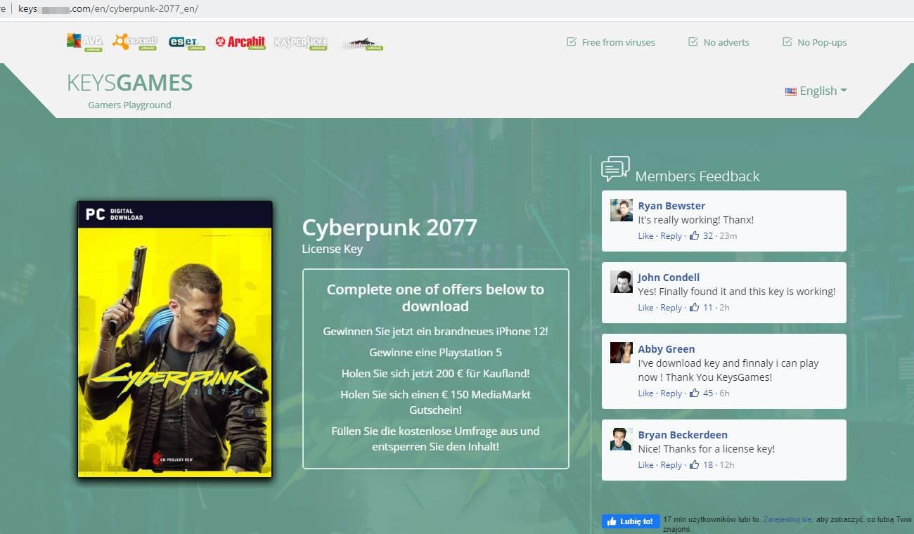 cyberpunk 2077 kaspersky
