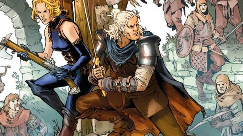 Dragonero - The Rebel: Wanted !, review