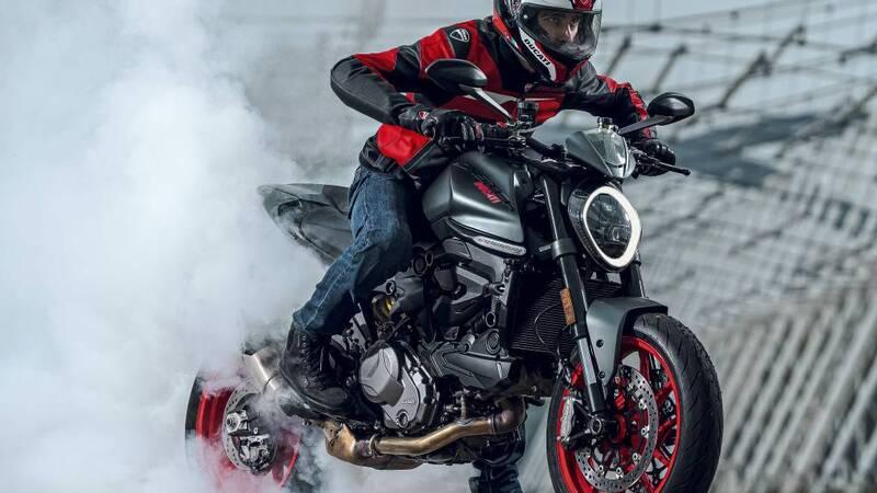 Goodbye trellis frame, Ducati Monster MY2021 is renewed