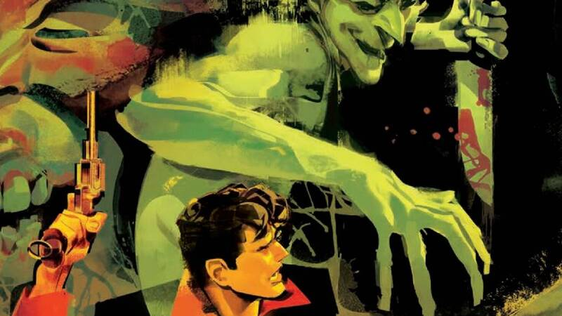 Dylan Dog 411: The Third Day, the review