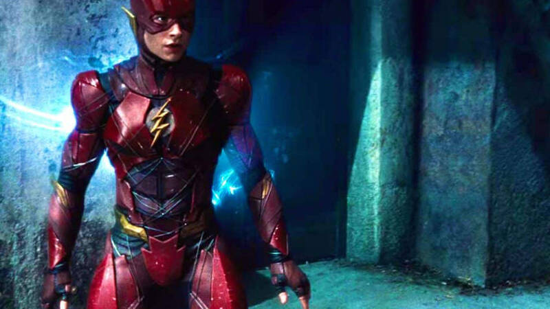 The Flash - does filming start in April 2021?