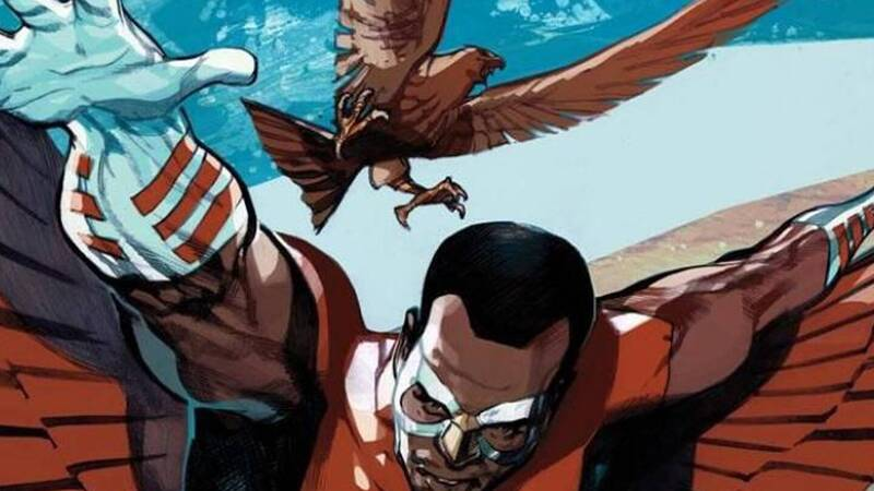 Falcon: Captain America's greatest ally