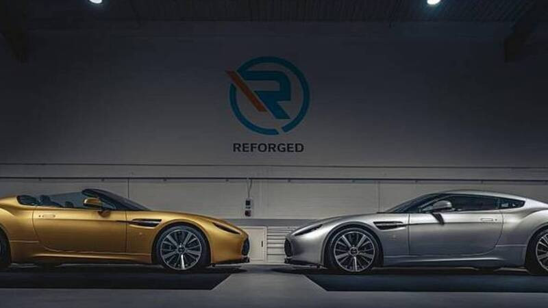 Aston Martin celebrative, 100 years of Zagato: for the first time without veils