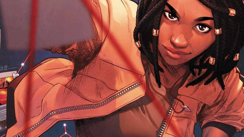 Naomi - Ava DuVernay develops the TV series for The CW