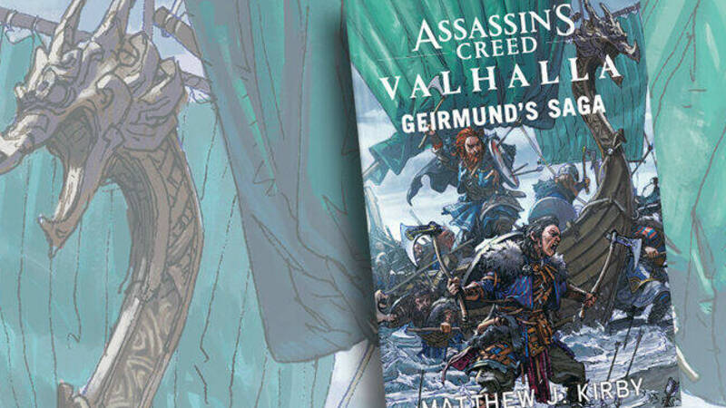 Assassin's Creed. Valhalla. The Geirmund saga review