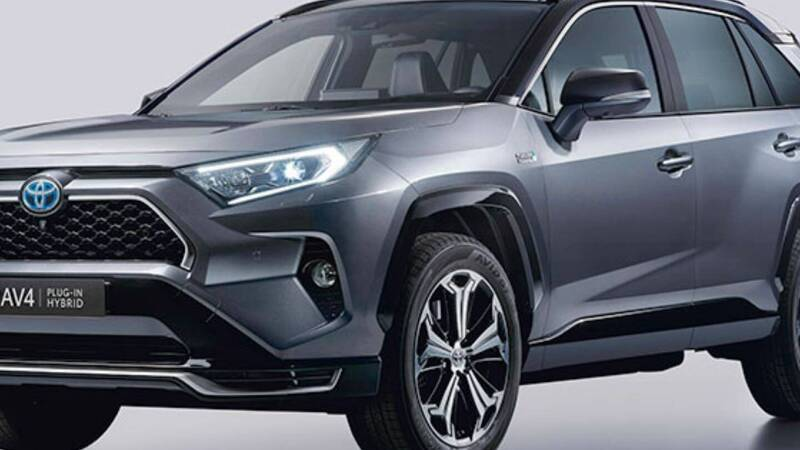 Toyota Rav4 Plug-in Hybrid: orders for the SUV with plug-in charging are underway