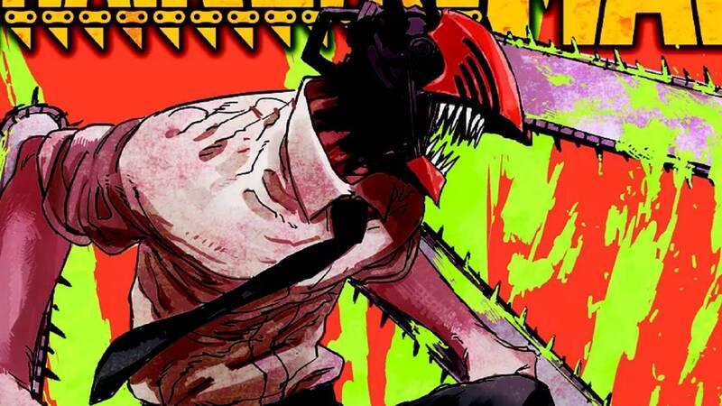 Chainsaw Man - anime and manga sequel arrive