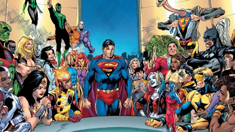 Is Brian M. Bendis the new Justice League writer?