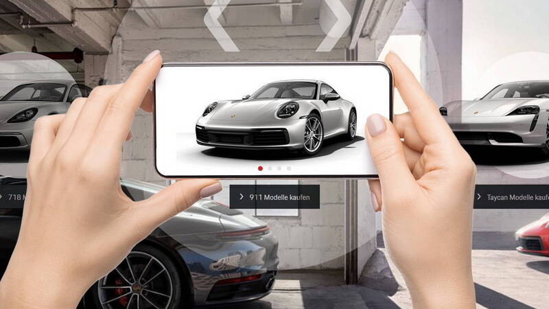 Buying a Porsche from home? From now on you can also in Europe