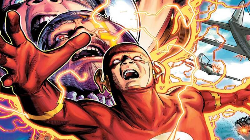 The Flash - DC announces the new creative team