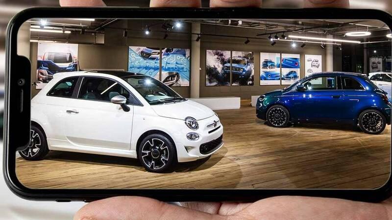 FCA launches online car sales through e-shops