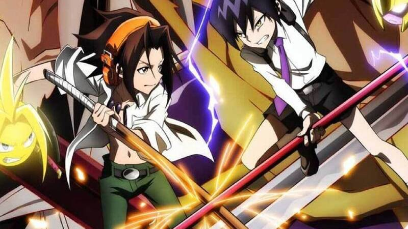 Shaman King - trailer, visual and character design of the new anime