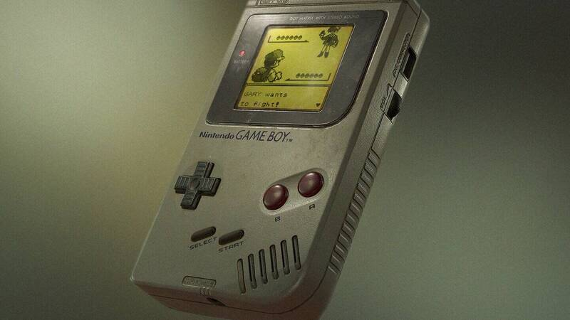 Game Boy as a mini PC, discovered a peripheral after 28 years