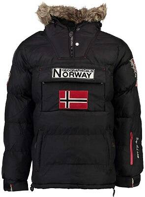 Geographical Norway Boker