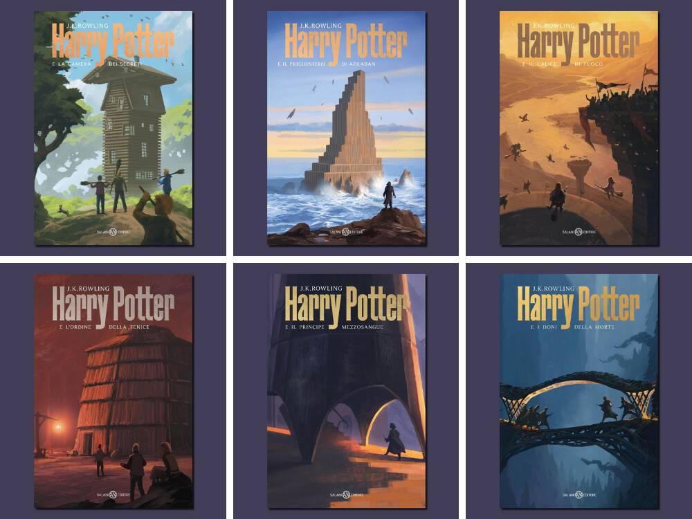 Harry Potter edizione 2021