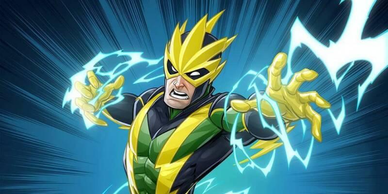 Hasbro Marvel's Electro
