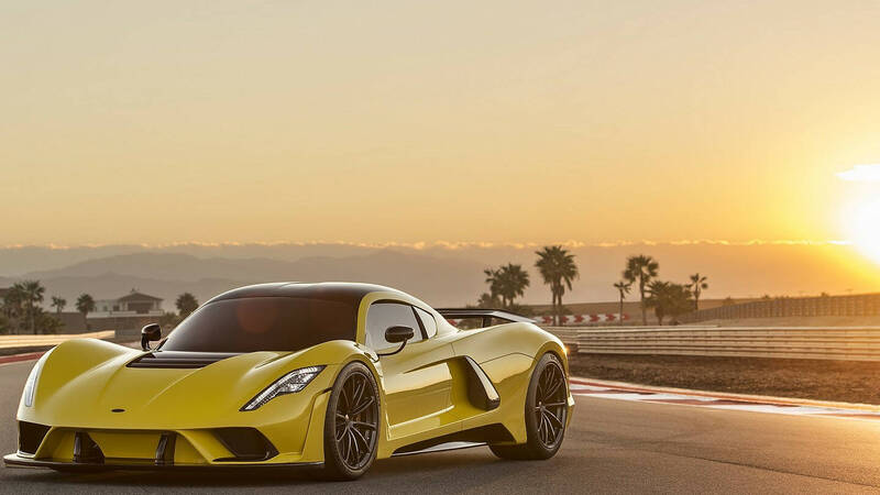 Hennessey Venom F5, the fastest hypercar in the world is coming?