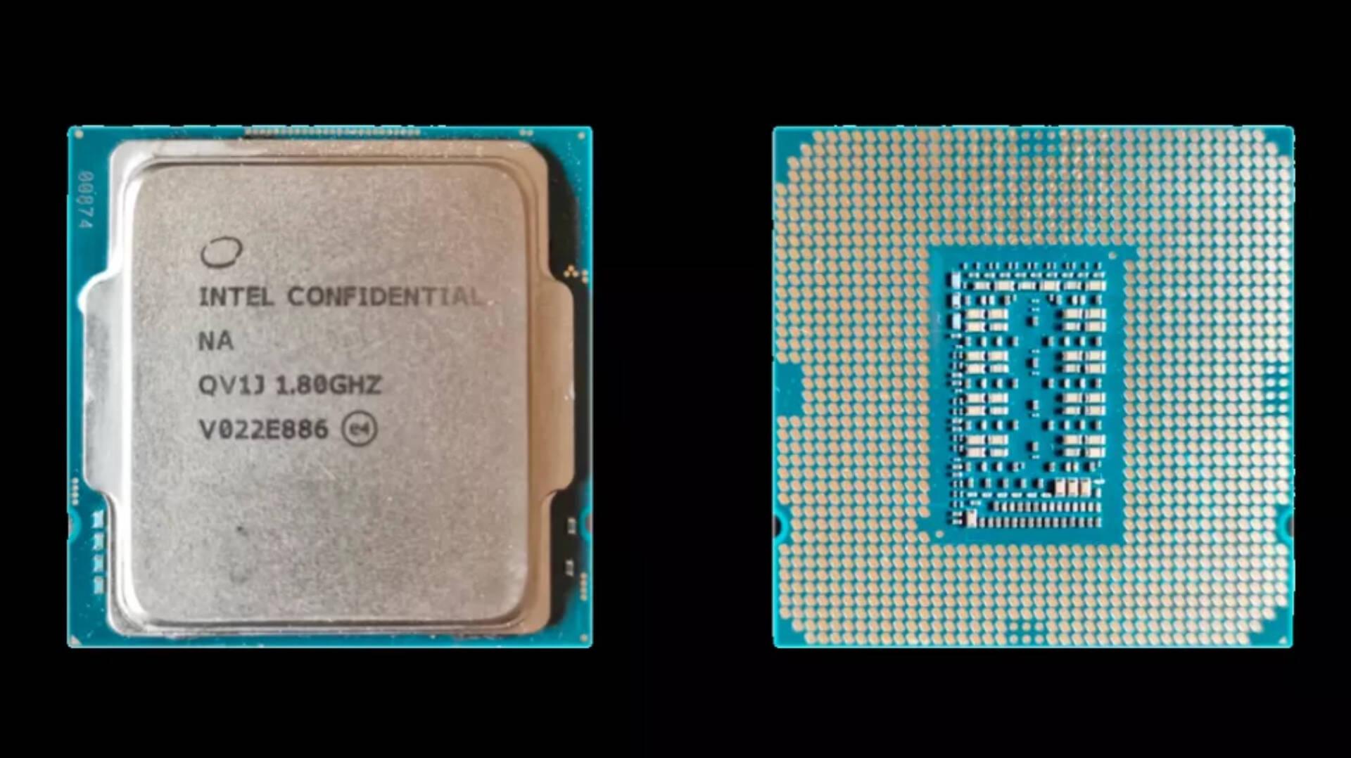 Intel 11th Generation Rocket Lake Processor