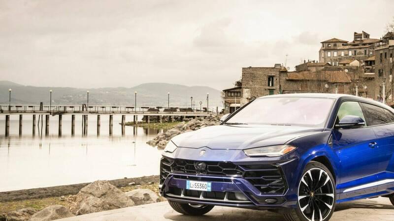 Lamborghini, sales record in Q1 of 2021