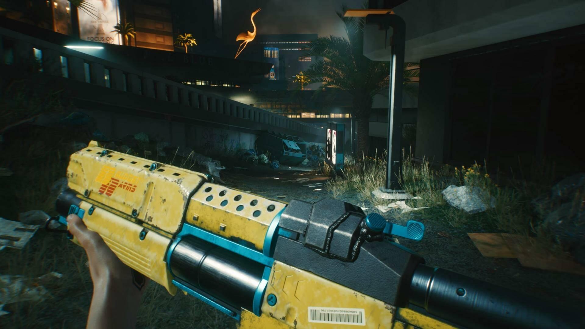 Migliori armi, mod e cyberware di Cyberpunk 2077