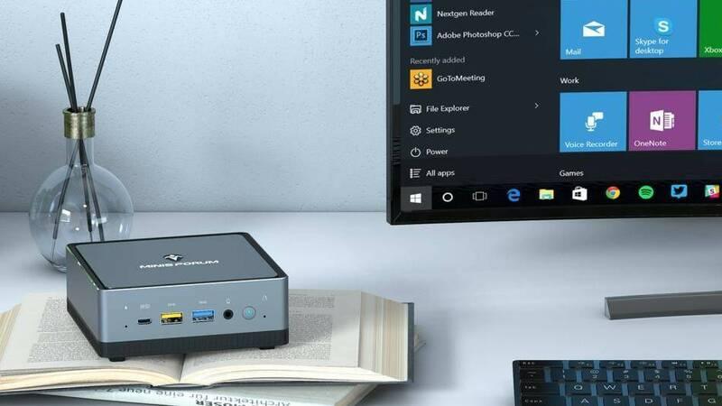 Minisforum, la linea di mini PC ad alte  …