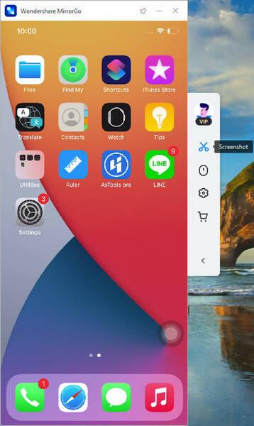 MirrorGo iPhone